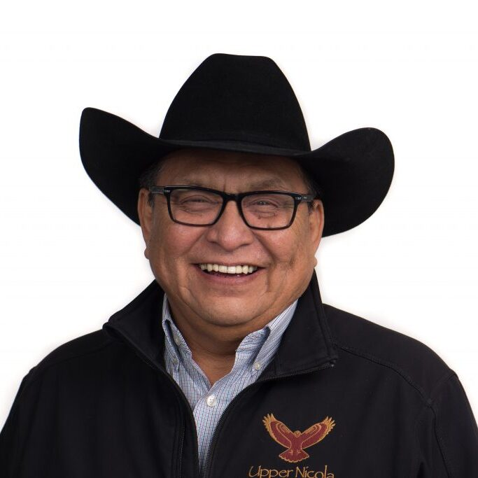 Chief McLeod - Okanagan